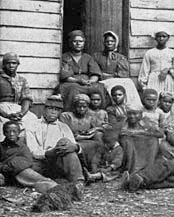 Civil War Slaves